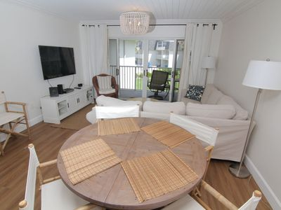 Photo for SurfSide Charm, Renovated and Updated 2/2, W/D in Condo, Sleeps 7!