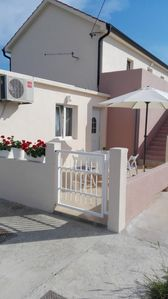 Photo for Holiday apartment Privlaka for 4 persons with 1 bedroom - Holiday apartment