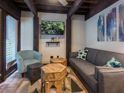 Photo for Downtown 1 Bedroom Suite 1 Block from King Street!