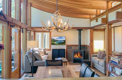 Hit the slopes or the lake at our home with 3 bedrooms and 3 full baths.