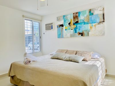 Photo for Beautiful and modern apartment in Hotel Zone entrance km zero