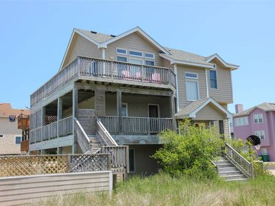 Photo for Southern Shores Realty - Salty Dog House