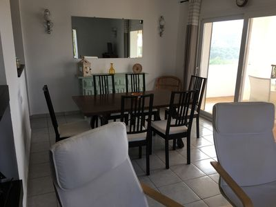Photo for Beautiful house with sea views and canigó