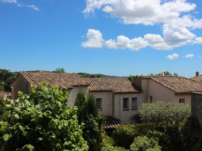 Photo for Rent villa 4 rooms in Grasse with garden in small building with swimming pool.