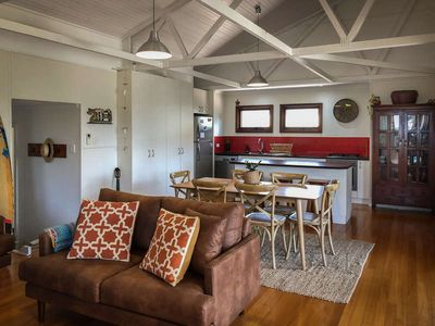 Photo for Samphire - Whatever the season, is the perfect base for your Coffin Bay Holiday - Dog Friendly and L