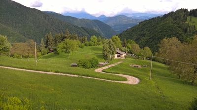 Photo for Trentino - Relax in Maso surrounded by nature
