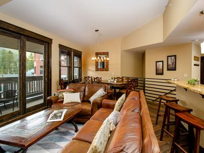 Photo for Always Booked!   Surrounded by Shops & Food   Base of Winter Park   Sleeps 12