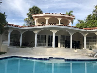 Photo for Beautiful Spanish Villa, Private Pool at All Inclusive Resort.  VIP Gold Access