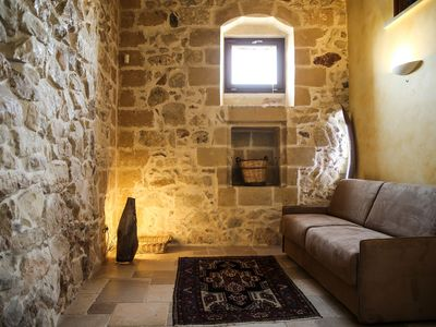 Photo for House of 1490 in ancient rural village at 11 km. From Lecce, 20 minutes
