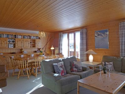 Photo for Apartment Chäs Gruebi in Wengen - 10 persons, 3 bedrooms