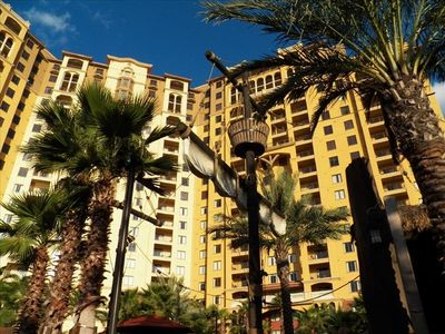 Bonnet Creek Towers