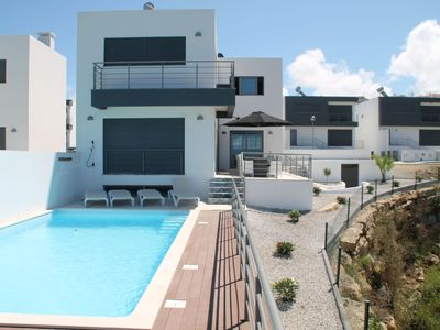 Photo for Super luxury villa with a private pool and game room, about 400 m from the ocean