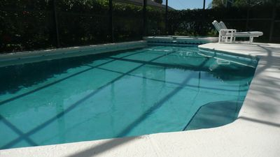 Photo for Executive Private Disney  Villa, 30 ft Pool, Spa, King, HD TV, Netflix, Wifi