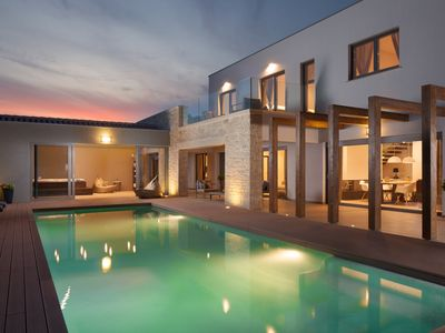 Photo for Modern Villa Royal Green, in Istria, with a Pool