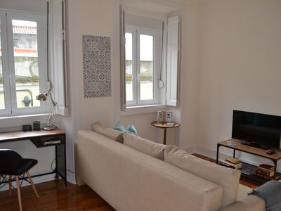 Photo for RH MONTE 3, Lisbon Terrace Apartment