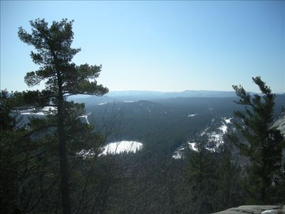 Photo for Peace, Serenity and Quiet in Mountain Get Away North Conway