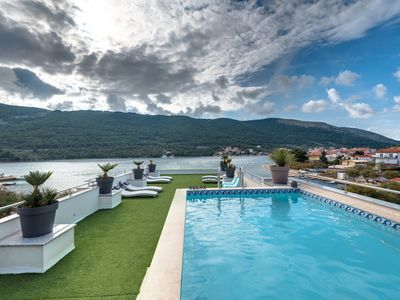 Photo for Great Sea View, 4 * Apartment with & Swimming Pool, on-site Restaurant - AP 2
