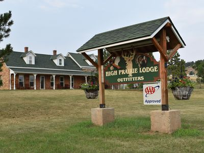 Historic Lodge, Near Spearfish and Deadwood