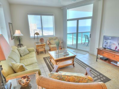 Photo for Crescent Keyes - PH 1 - Bright Beautiful Penthouse unit with Magical Ocean Views