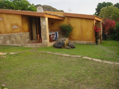 Photo for Holiday house with terrace, garden and barbecue