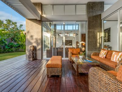 Photo for 3 BR VILLA , HIGHLY RATES FAMILY IN SEMINYAK