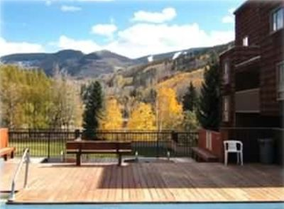 Photo for Well maintained condo 5 Min. to Vail Village! 2bd/2BA