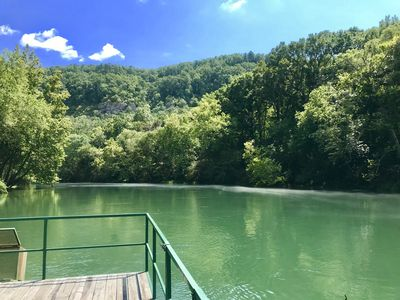 Photo for NEW LISTING! HOT SPOT TO FISH! BEST RIVER VIEW! Come stay at our River house!