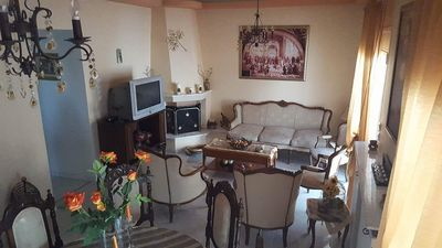 Photo for 3BR Apartment Vacation Rental in Βόλος