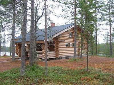 Photo for Vacation home Sallamaa in Salla - 10 persons, 3 bedrooms