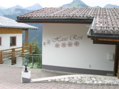 Photo for Holiday apartment (4 Edelweiss 2-6 pers) - HAUS RESI