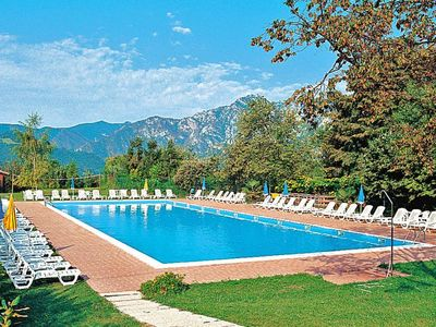 Photo for Residence Campi, Voltino di Tremosine  in Westlicher Gardasee - 6 persons, 2 bedrooms