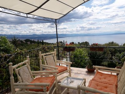 Photo for House DRAGA -an oasis of peace & fabulous view of the Kvarner