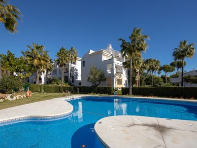 Photo for Riviera del Sol Apartment, Sleeps 4 with Air Con