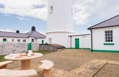 Photo for Ariel a lighthouse keepers cottage with accommodation for up to five guests.