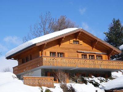Photo for Superb Family Chalet NENDAZ / VALAIS - 4 Valleys - Ski at the foot ...