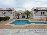 Casa  Benedict, Turre - high quality accommodation