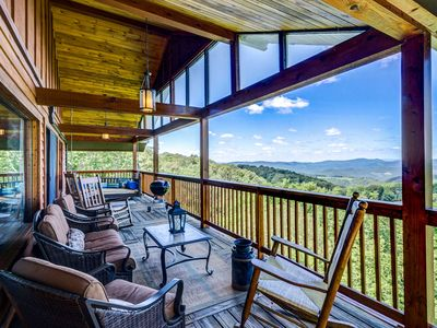 Photo for Elegant Home w/ Mountain Views - Near Resort!