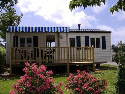 Photo for Camping L'Atlantique **** - Mobile home 4 Rooms 6 People