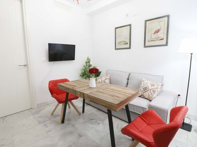 Photo for Triplex with private terrace in Francos street