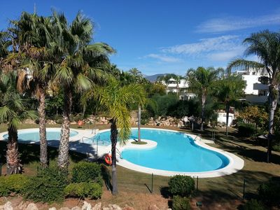 Photo for Penthouse , Peaceful Area 15-20 Minute Walk To Puerto Banus 10-15 Walk To Beac