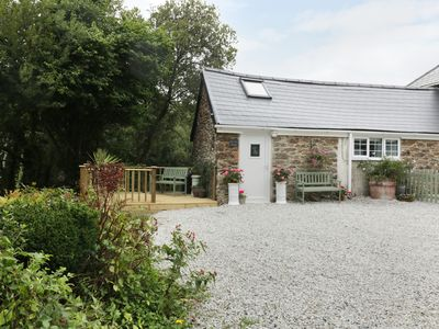 Photo for BARN ACRE COTTAGE, with a garden in St Newlyn East, Ref 987971