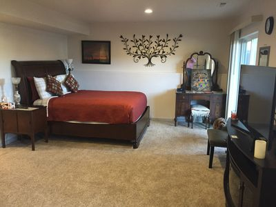 Photo for Extended Stay-Fully Furnished New Studio Unit with Separate Entry