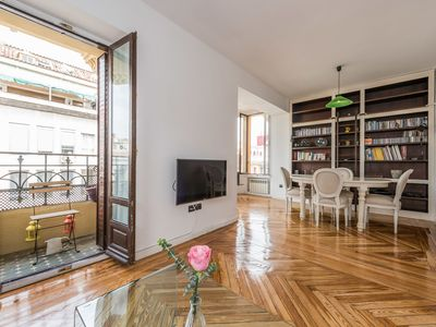 Photo for Luxury Mayor / Sol  Historic Center Madrid, 2 bedrooms, free wifi