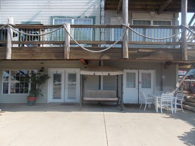 Photo for 3BR Apartment Vacation Rental in Grafton, Illinois