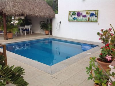 Photo for 3 Bedroom Home with Private Pool and Ocean View