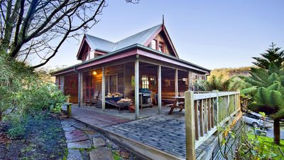 Photo for Cherry Tree Creek Lorne Cottages (Willowbank)