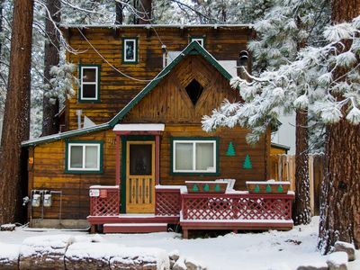 Photo for Classic Lake Tahoe Charm In A Perfect Location! Pet Friendly!