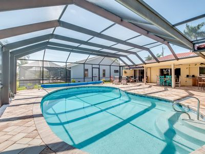 Photo for newly renovated holiday villa at the yacht club