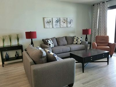 Great 4th floor Condo with Plenty of Room and Private Balcony
