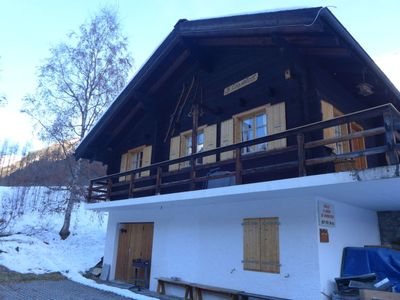 Photo for Vacation home Coquelicot  in Zinal, Val d'Anniviers - 10 persons, 4 bedrooms